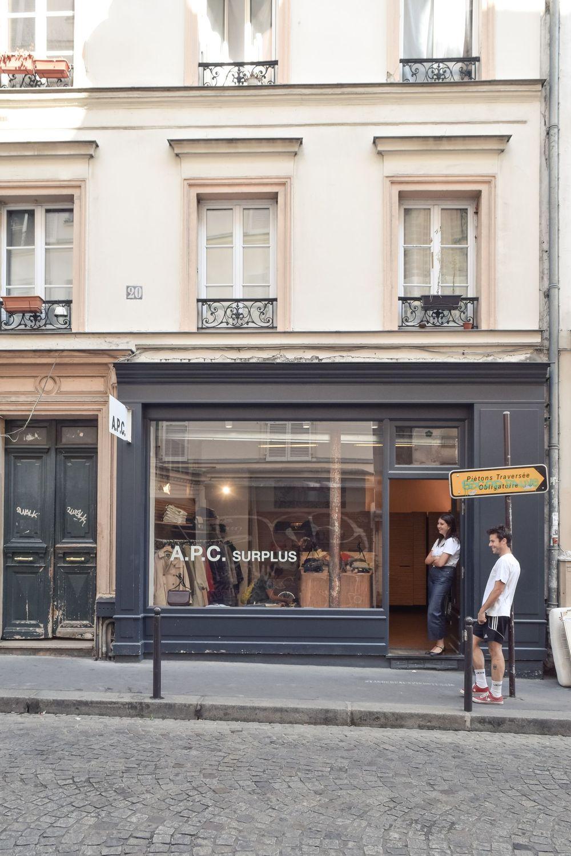 APC Surplus Montmartre