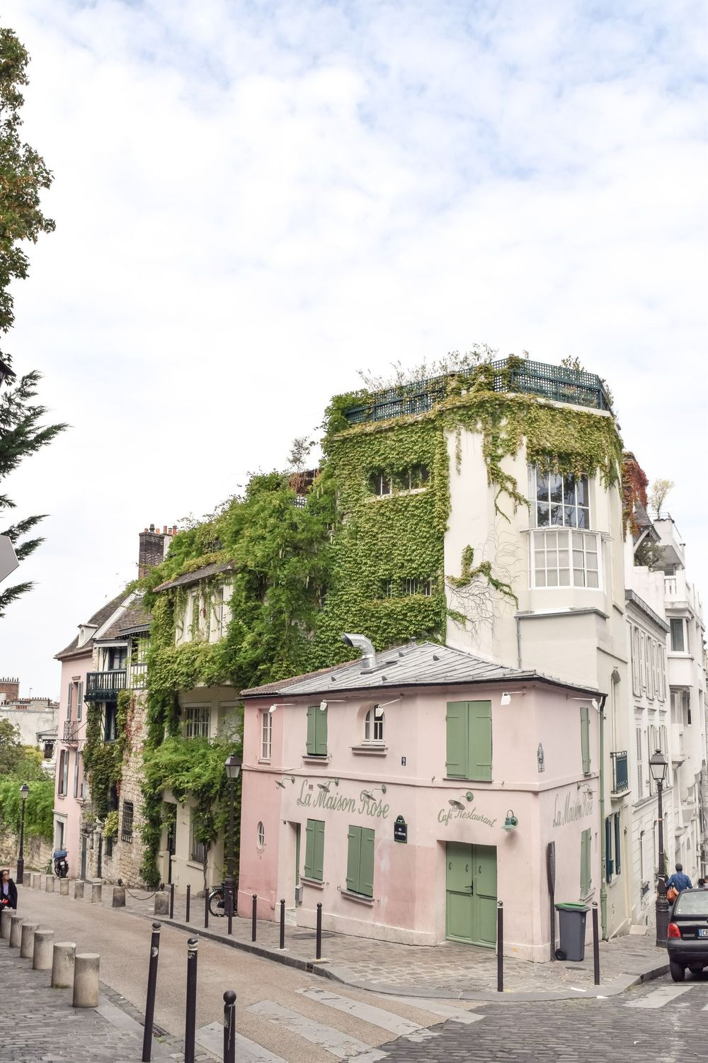 La Maison Rose, Paris