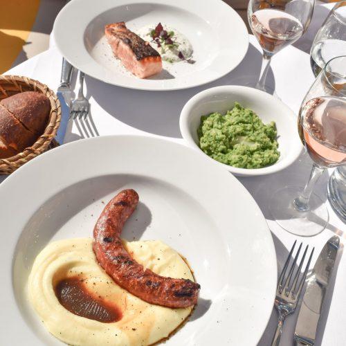 Rooftop Restaurants: Perruche Restaurant in Paris