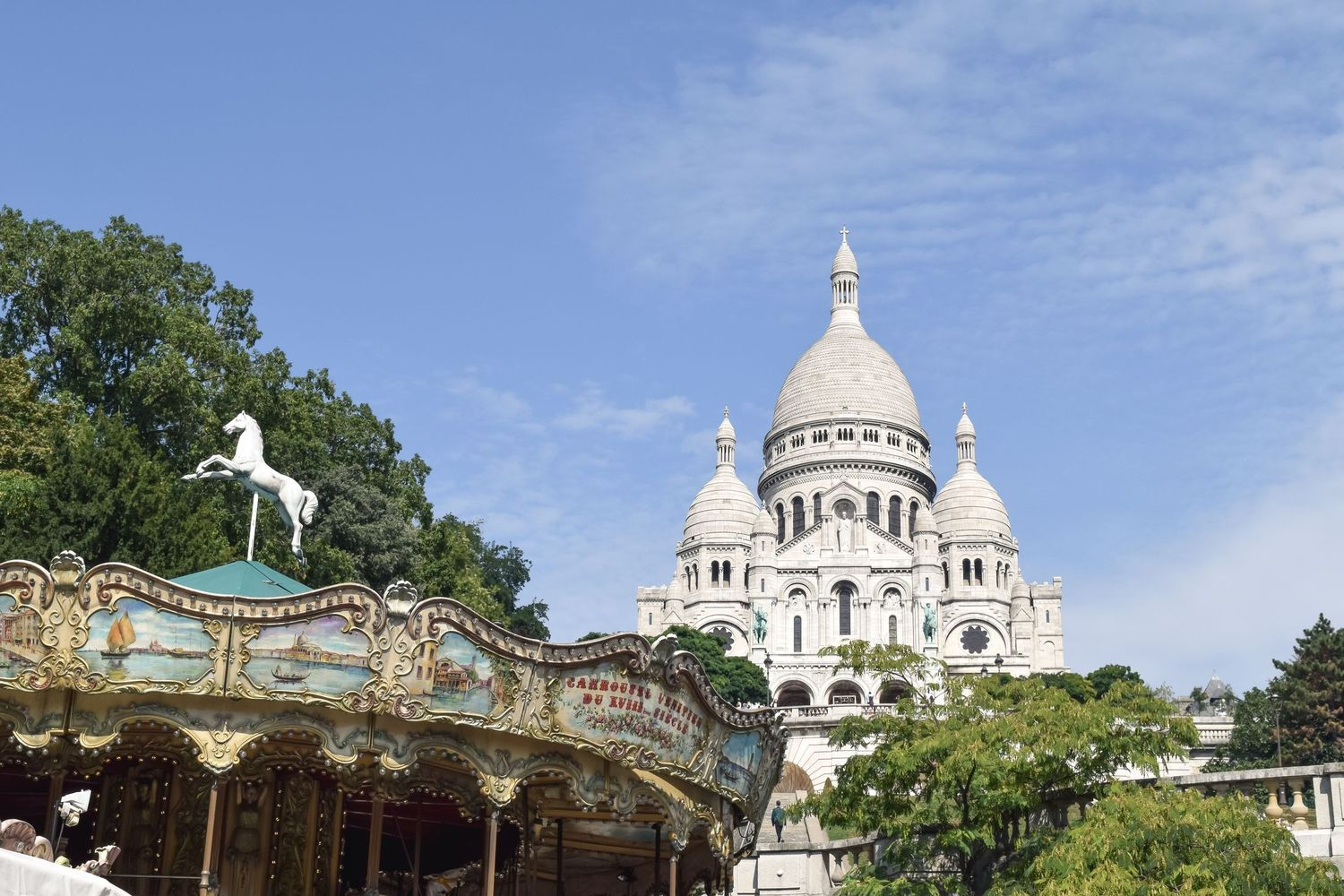 Things To Do in Montmartre - Sacre Coeur, Paris