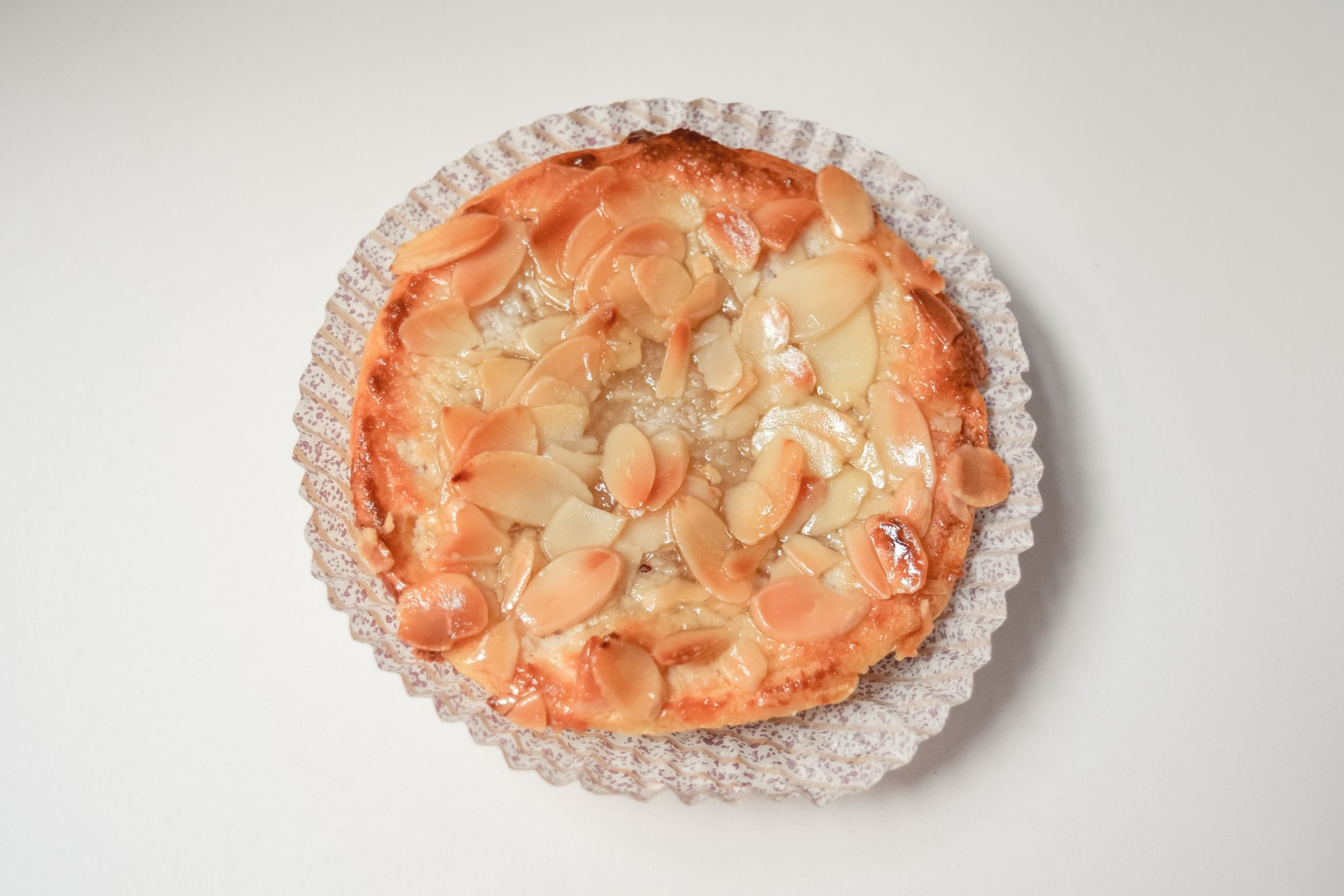 Almond Tarte – French Pastries to Try in Paris