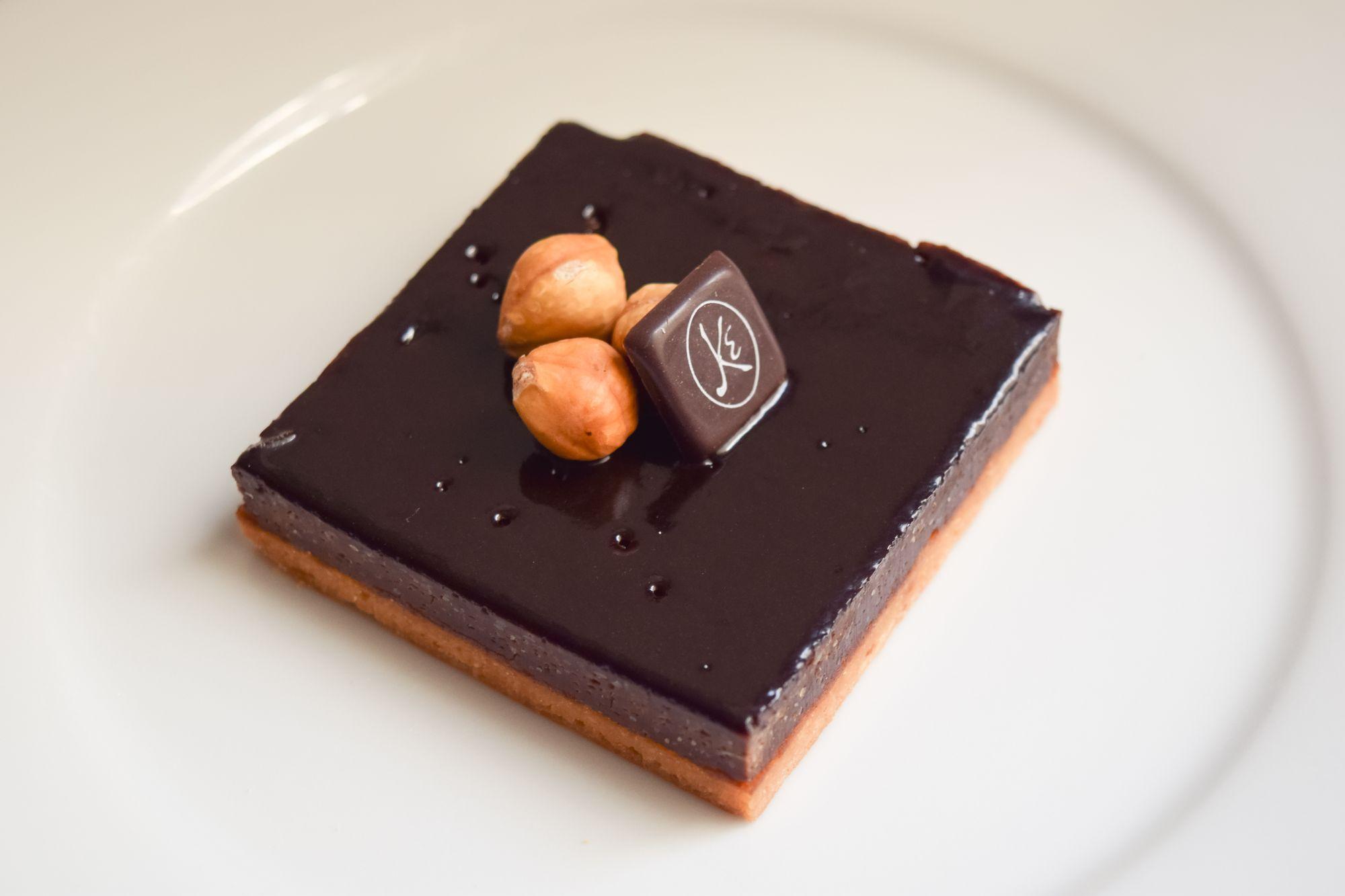 Tarte Chocolat Eric Kayser – French Pastries to Try in Paris