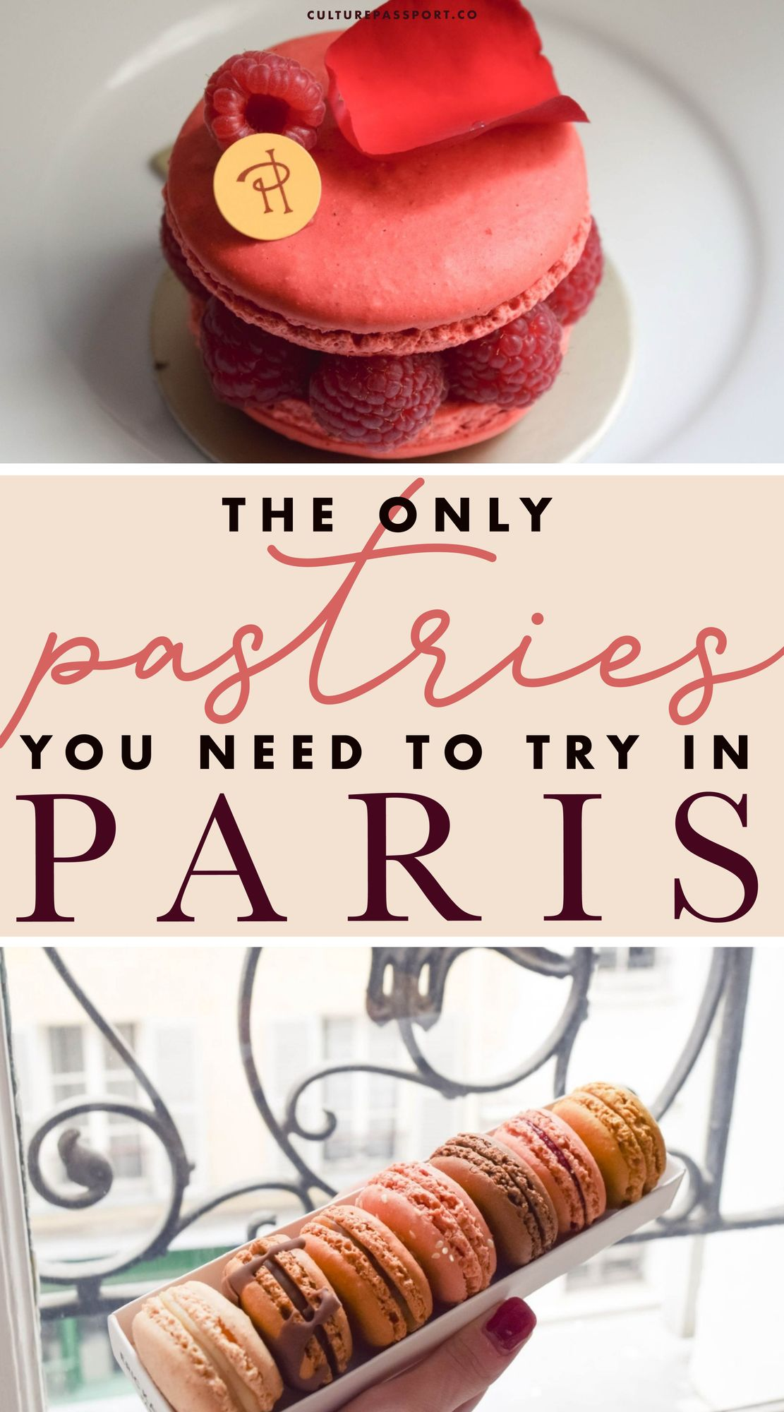 The ONLY Pastries You Need To Try In Paris