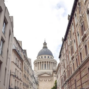 Latin Quarter Guide: What to Do in the 5th Arrondissement of Paris, View of the Panthéon from Rue Valette
