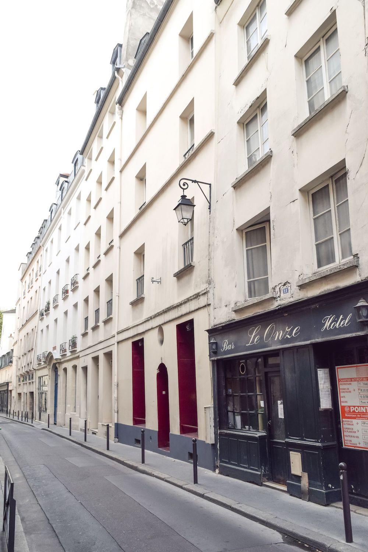 Le Onze Hotel, Latin Quarter, Paris