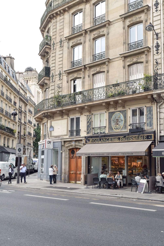 Eric Kayser Boulangerie in the Latin Quarter of Paris