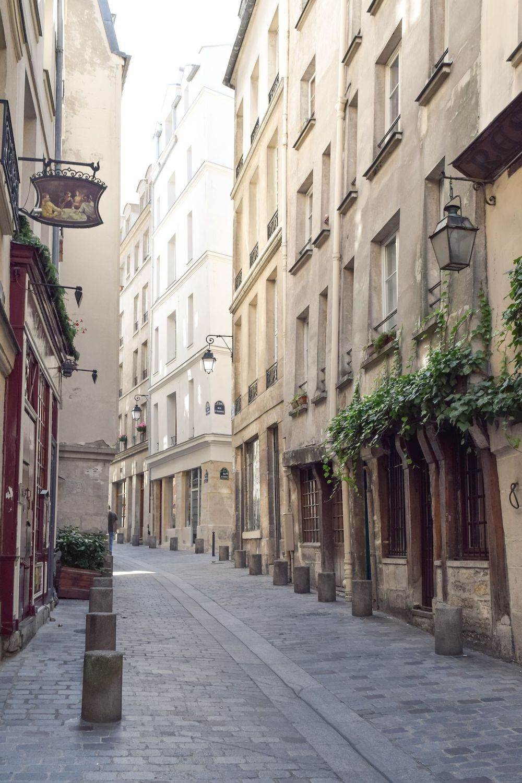 Rue de Lanneau, Paris