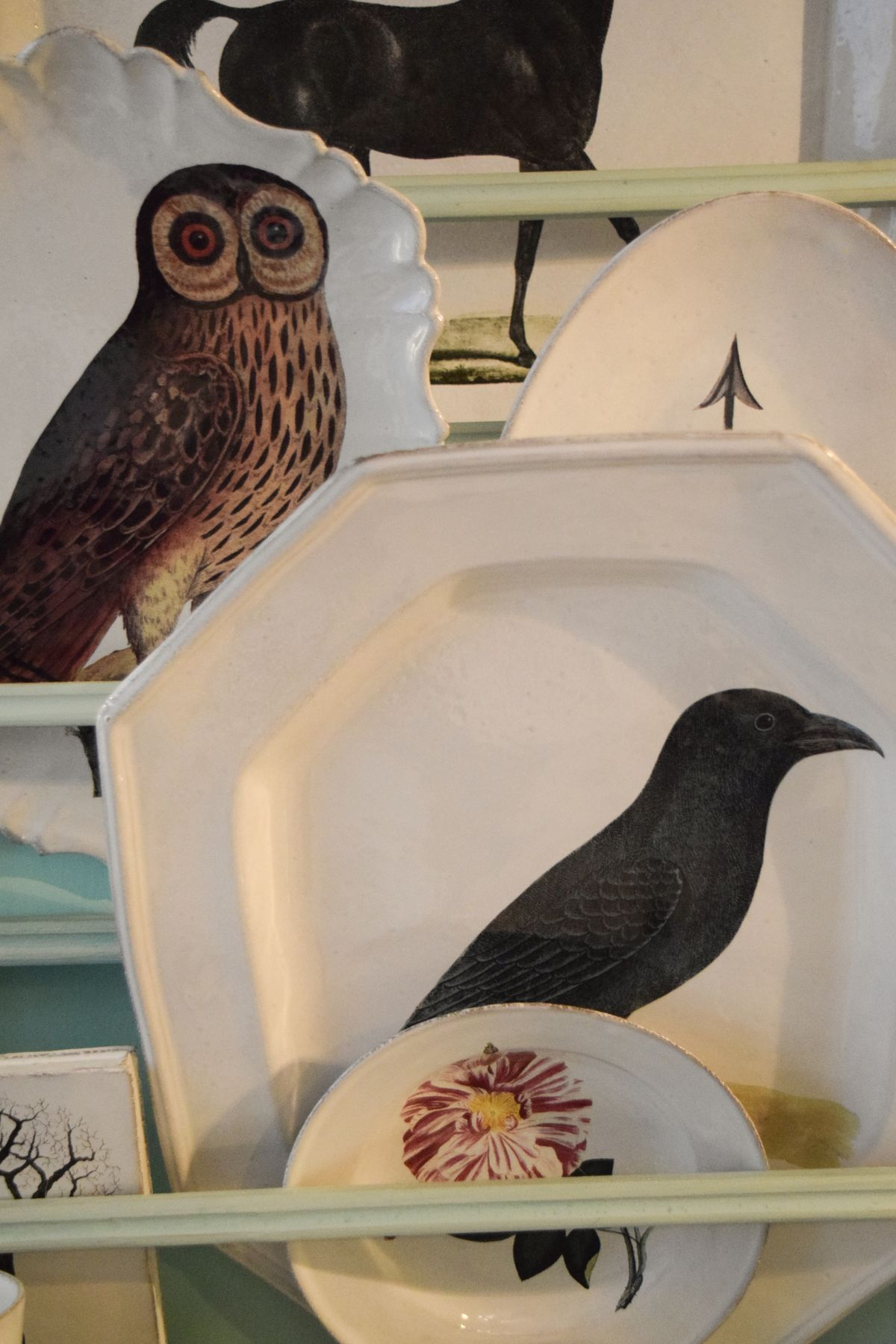 Astier de Villatte Bird Ceramics, Paris