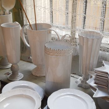 Astier de Villatte Pitchers and Plates, Paris