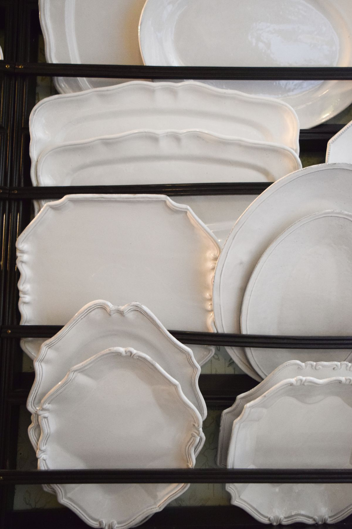 Astier de Villatte Serving Plates, Paris