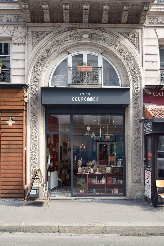 Atelier Couronnes, Paris