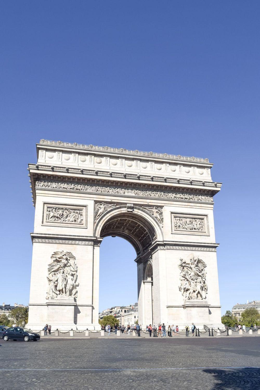 L'arc de Triomphe – What to Do on the Champs Elysées, Paris