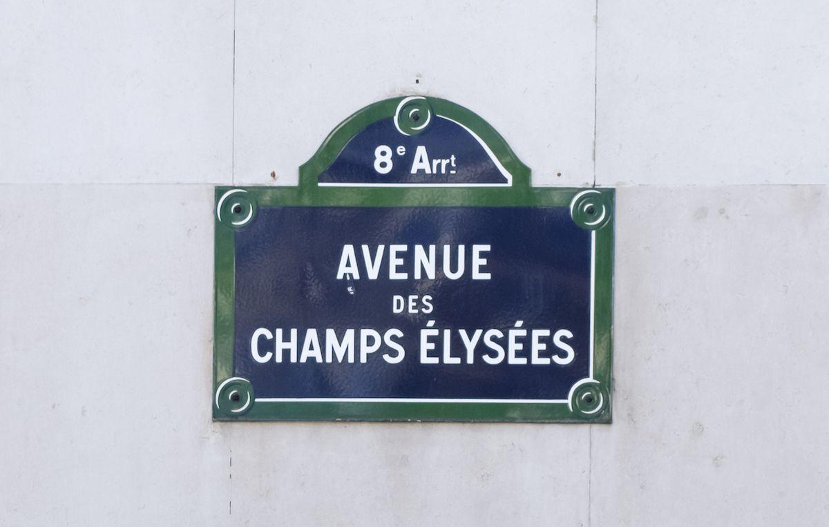 What to Do on the Champs Elysées, Paris