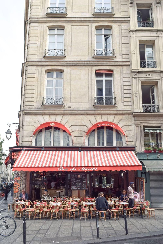 Bar du Marché, Paris