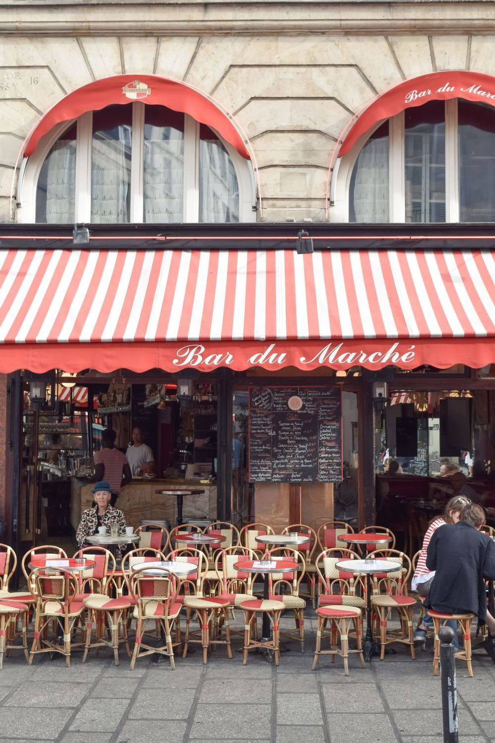 Bar du Marché : Where to Go Out in Saint Germain