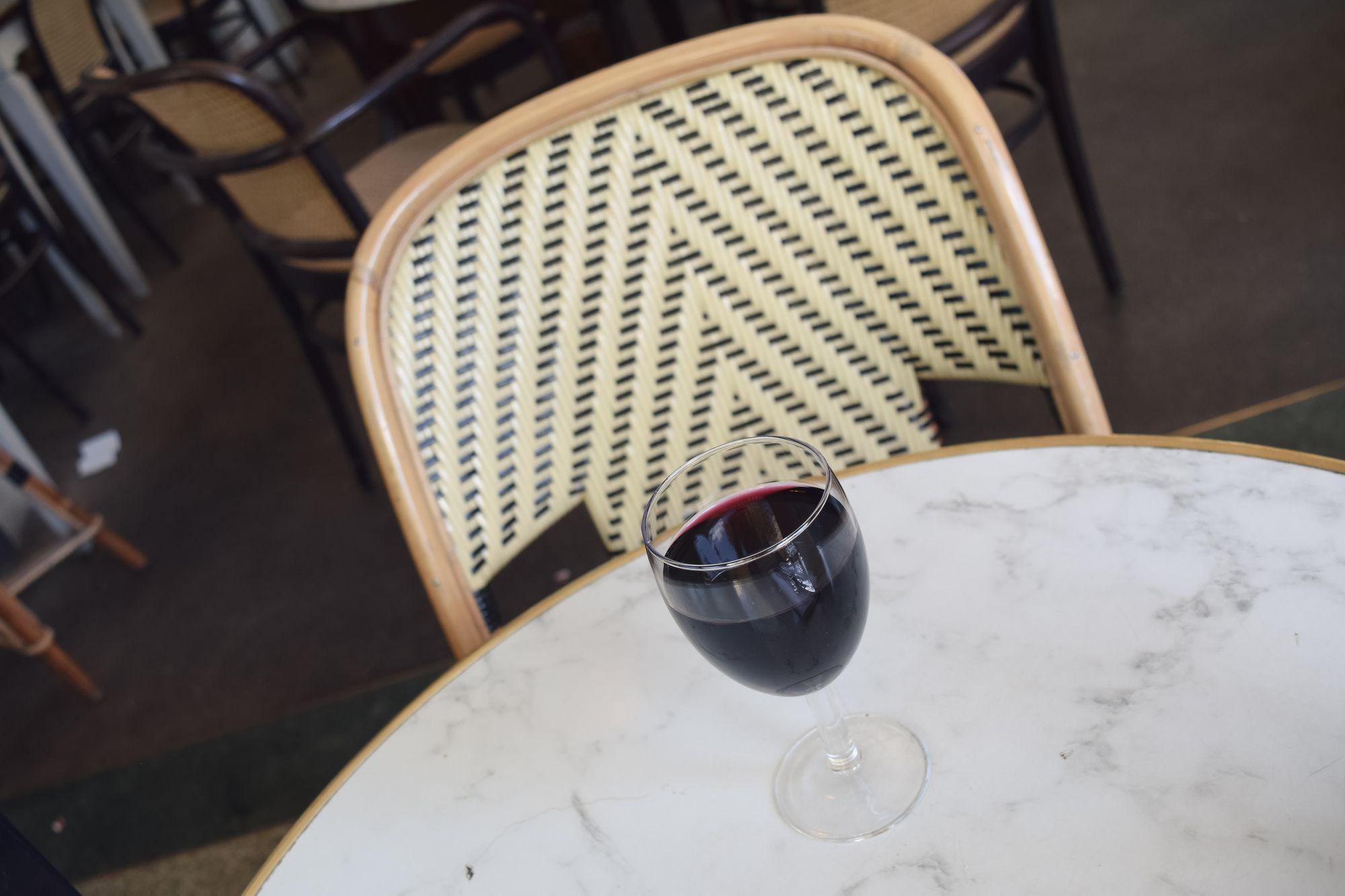 Brasserie Barbes Red Wine
