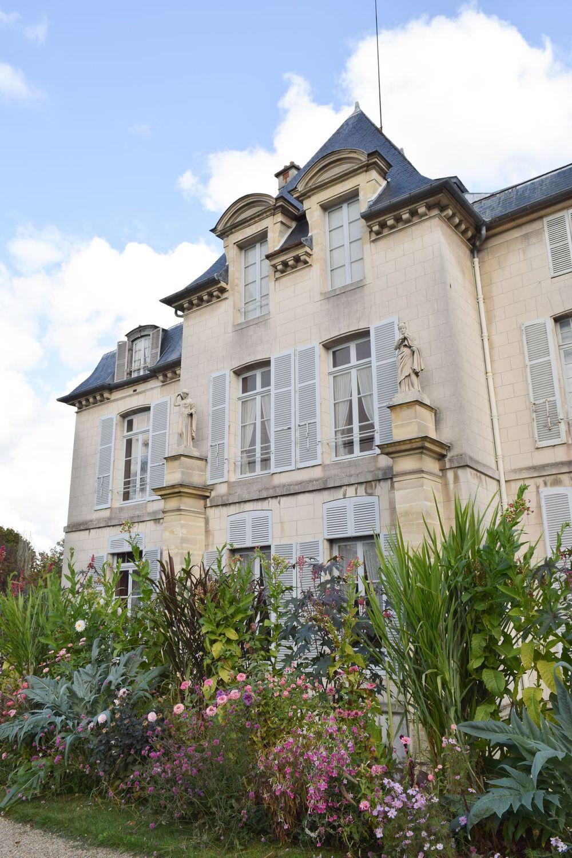 Château de Malmaison Garden