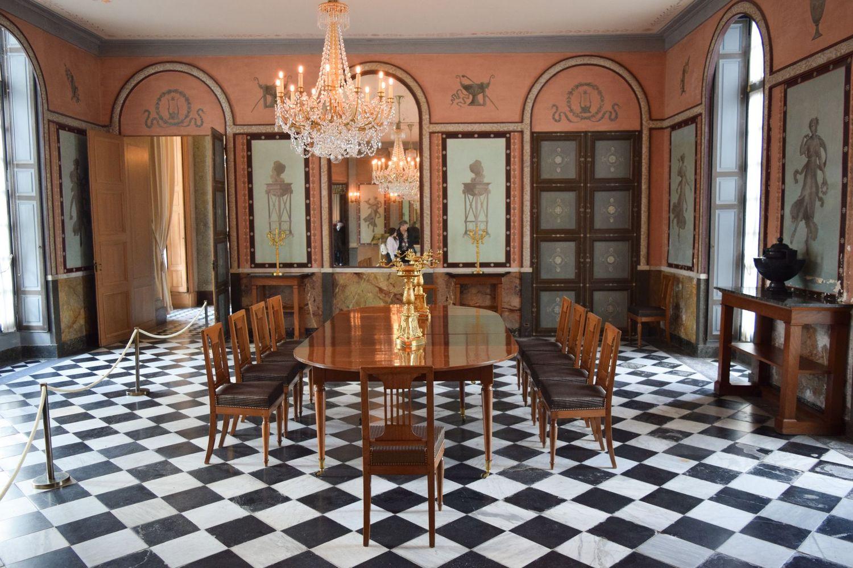Château de Malmaison Dining Room