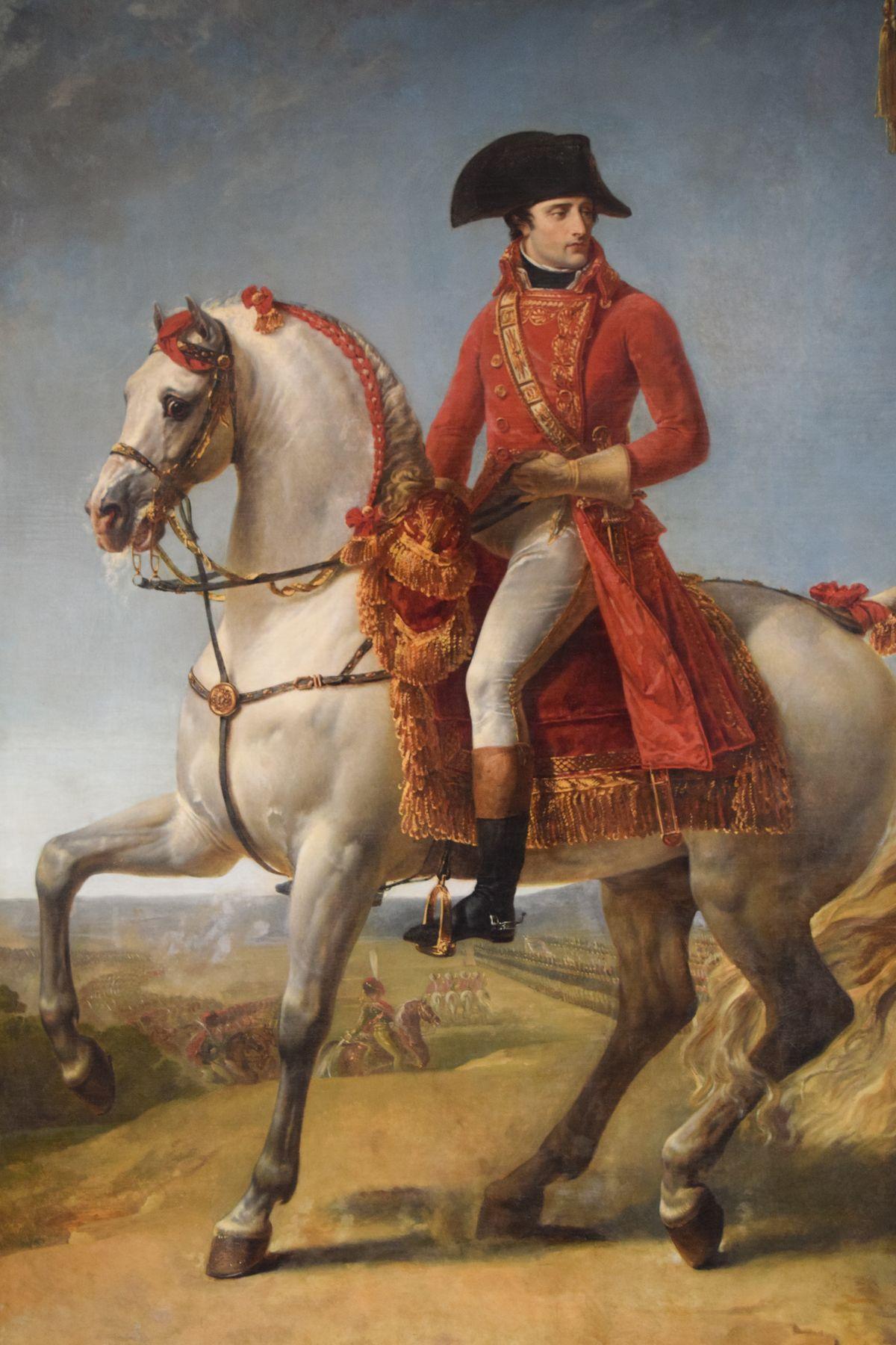 Château de Malmaison Portrait of Napoleon