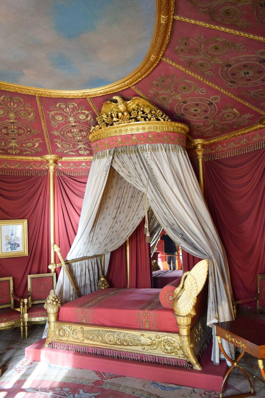 Château de Malmaison Bedroom