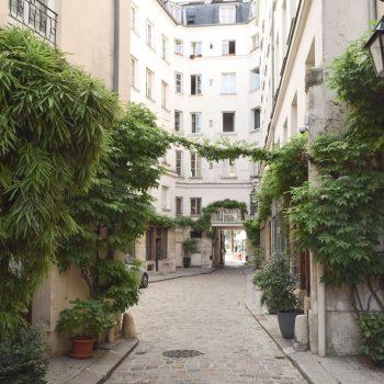 Cour Damoye, Paris