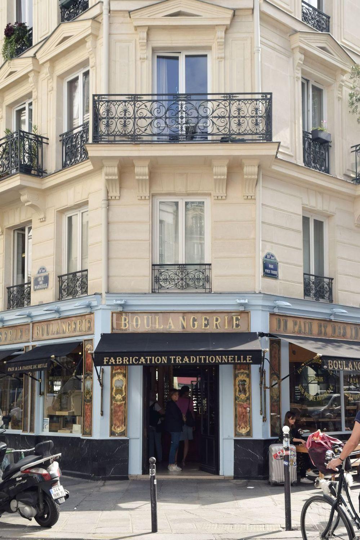 Du Pain et des Idées, Paris