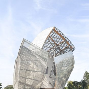 Fondation Louis Vuitton, Paris, France