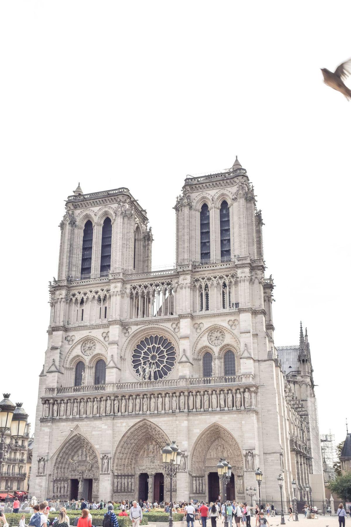 Notre Dame, Île de la Cité