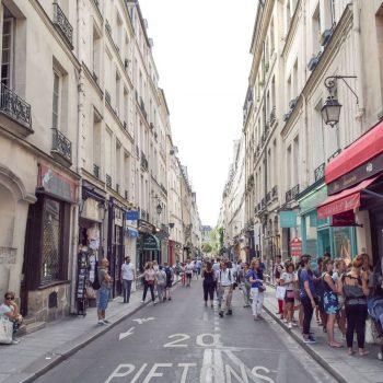 Rue Saint-Louis en l'Île