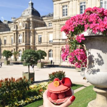 Things to do in Jardin du Luxembourg - Enjoy an Ispahan From Pierre Herme, Jardin Du Luxembourg, Paris