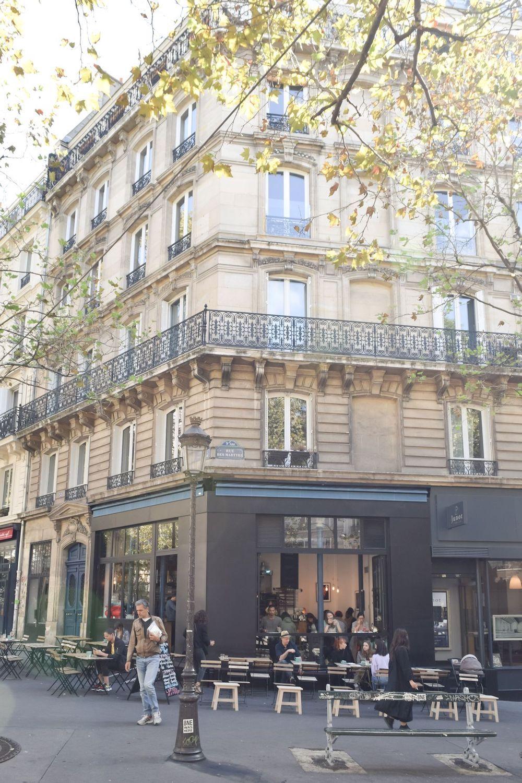 KB CaféShop, Paris