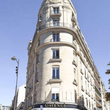 L'Avenue Restaurant On Avenue Montaigne, Paris