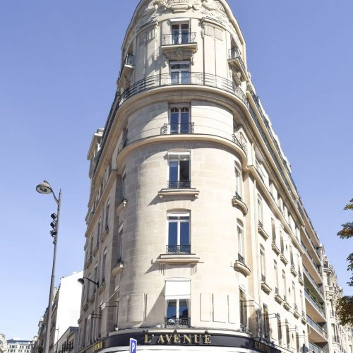 7 Iconic Addresses on Avenue Montaigne, Paris