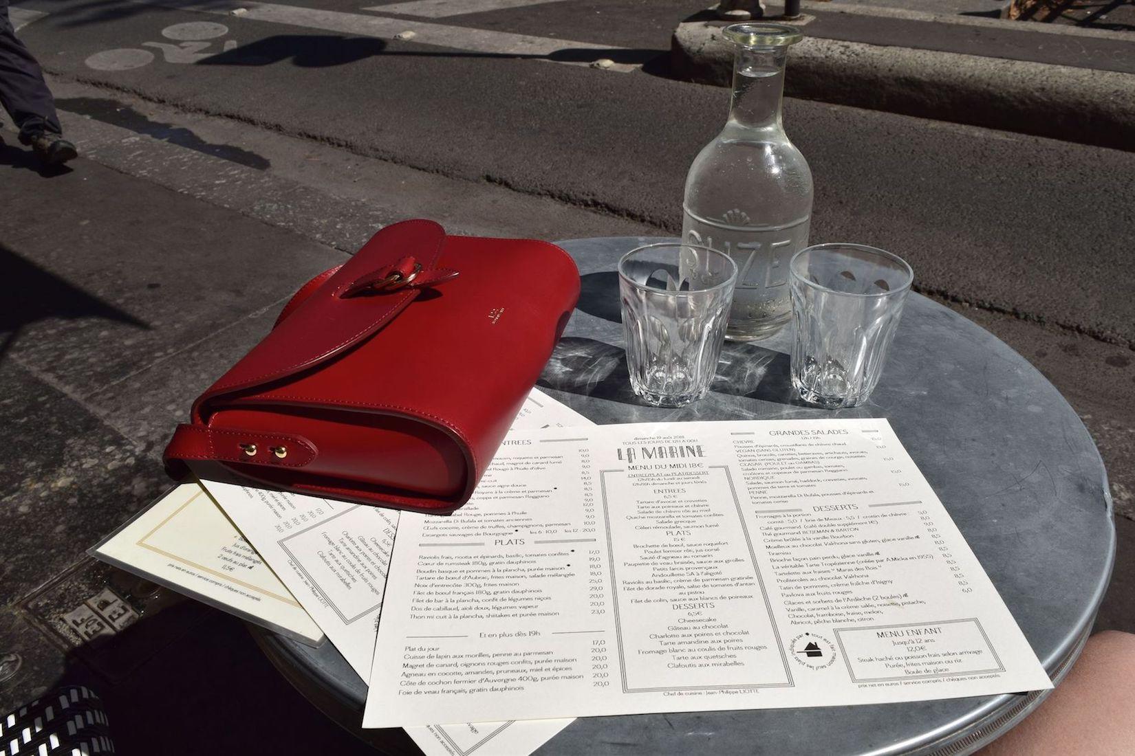 La Marine Restaurant, Paris