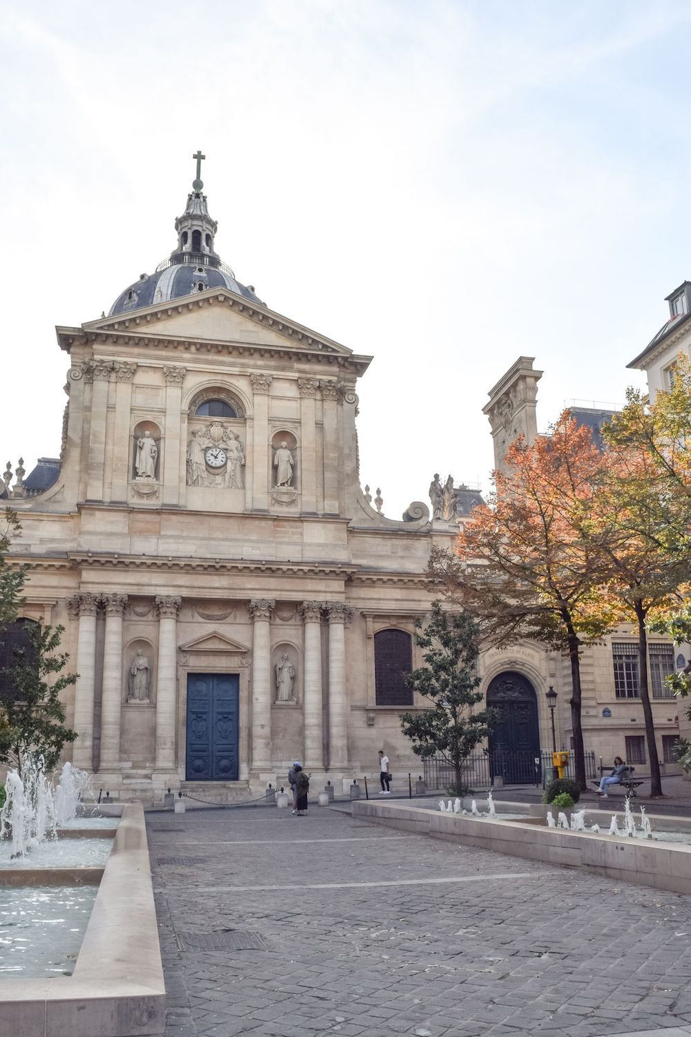 Place de la Sorbonne, Paris