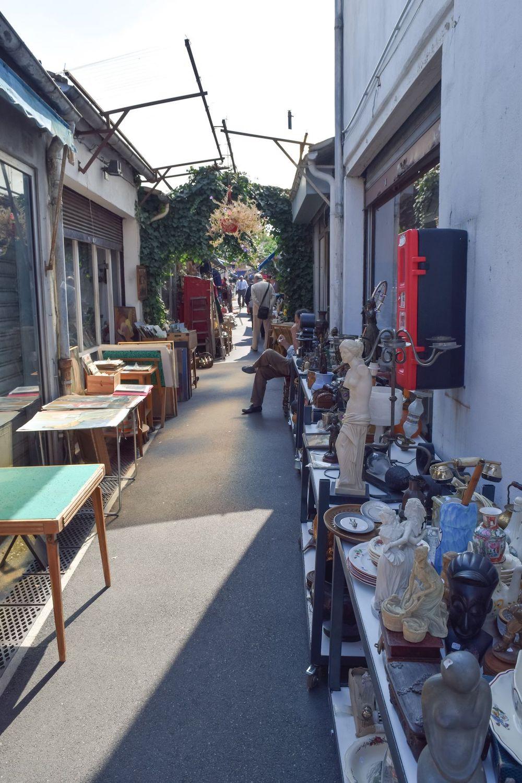 Saint-Ouen Flea Market, France