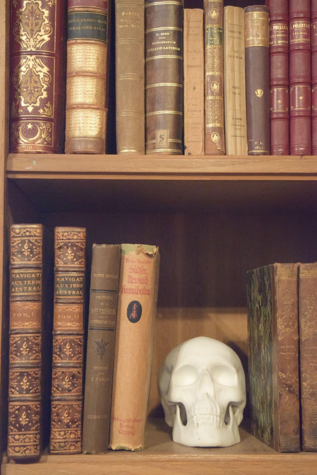Librairie Alain Brieux, Paris