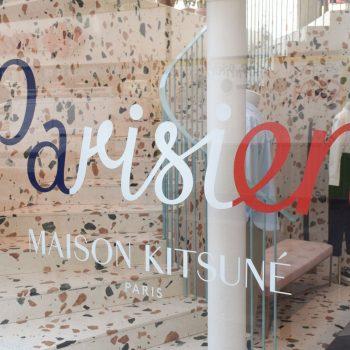 Maison Kitsuné, Paris