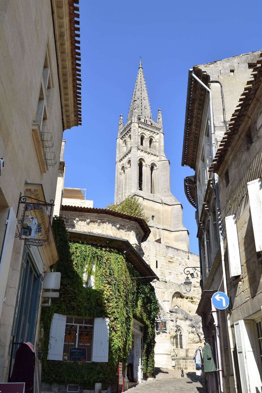 Monolithic Church, Saint Emilion, France