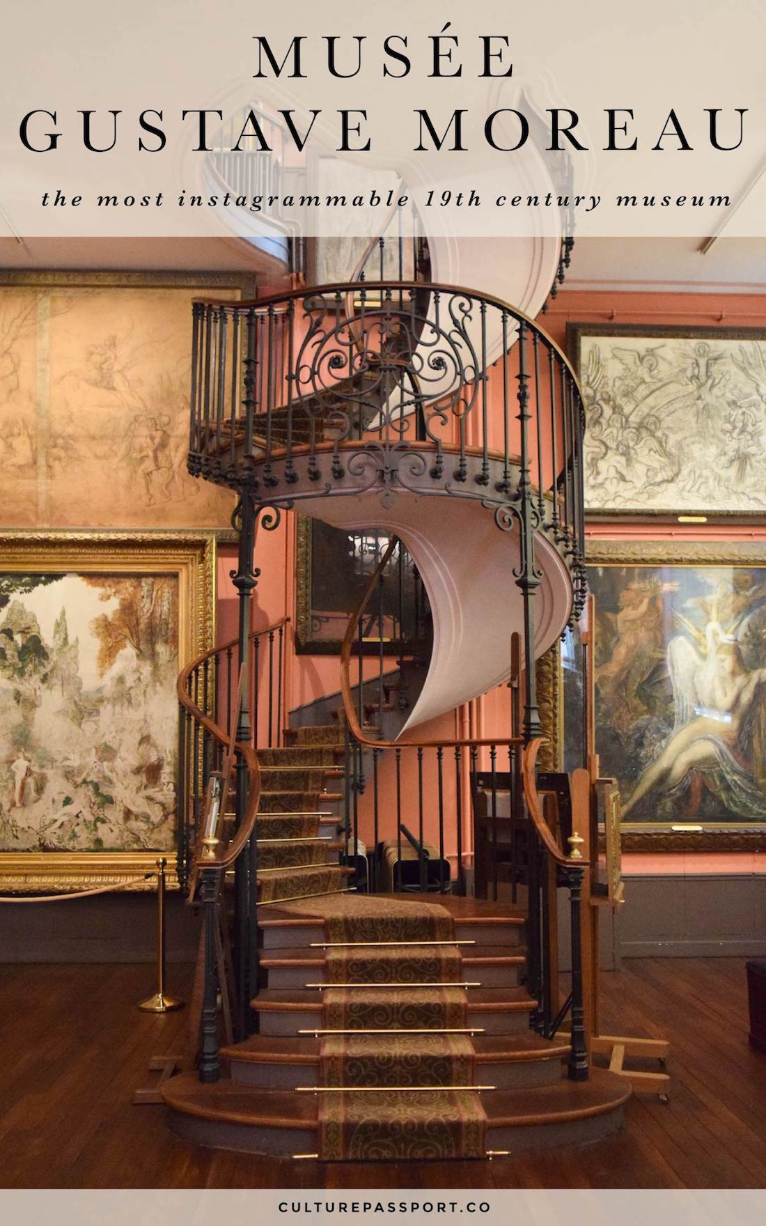 Why You Should Absolutely Visit the Musée Gustave Moreau, Paris