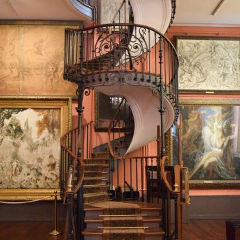 Musée Gustave Moreau Staircase