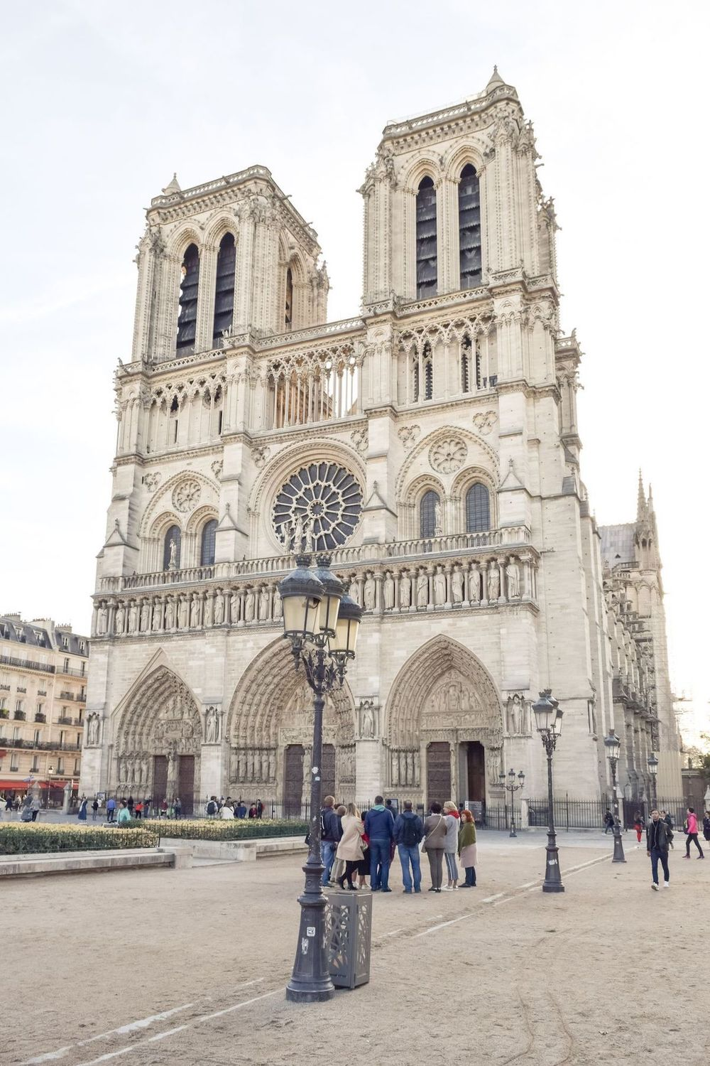 Notre Dame Cathedral in Paris, France: A Timeless Part of Paris