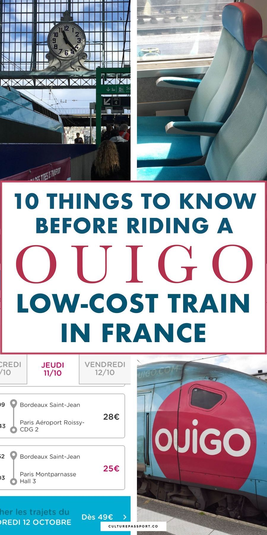 OuiGo Review: 10 Things To Know Before Riding This Low Cost Train In France