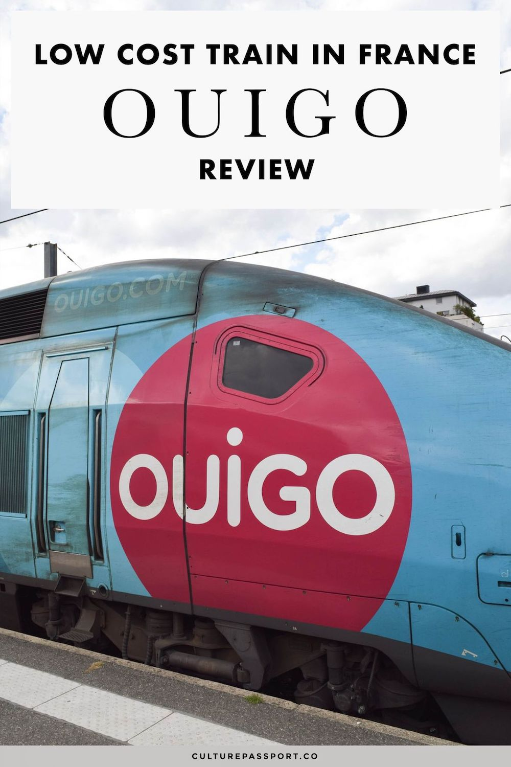 OuiGo Review: the Low-Cost Train in France