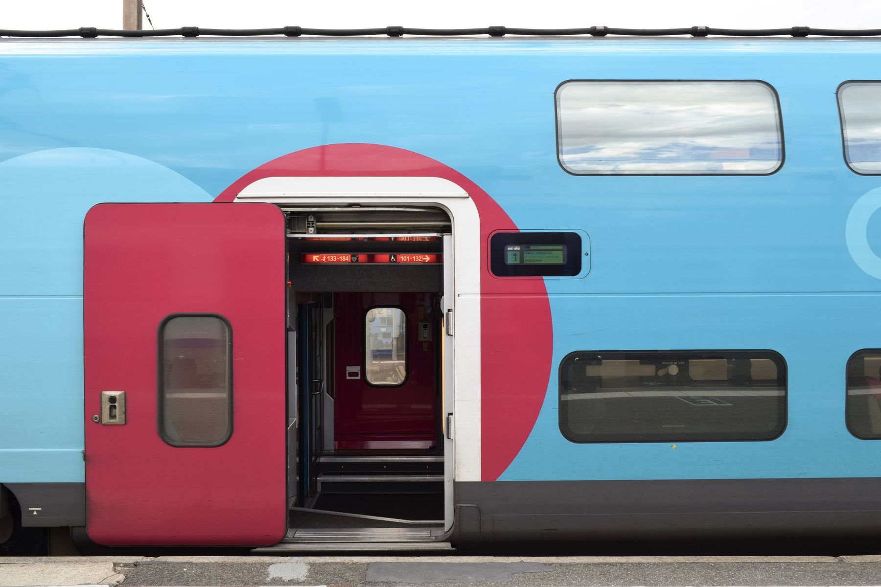 Low Cost Train in France: OuiGo Review