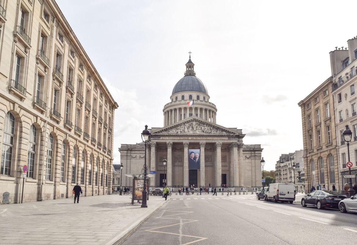 The Panthéon, Latin Quarter, Paris