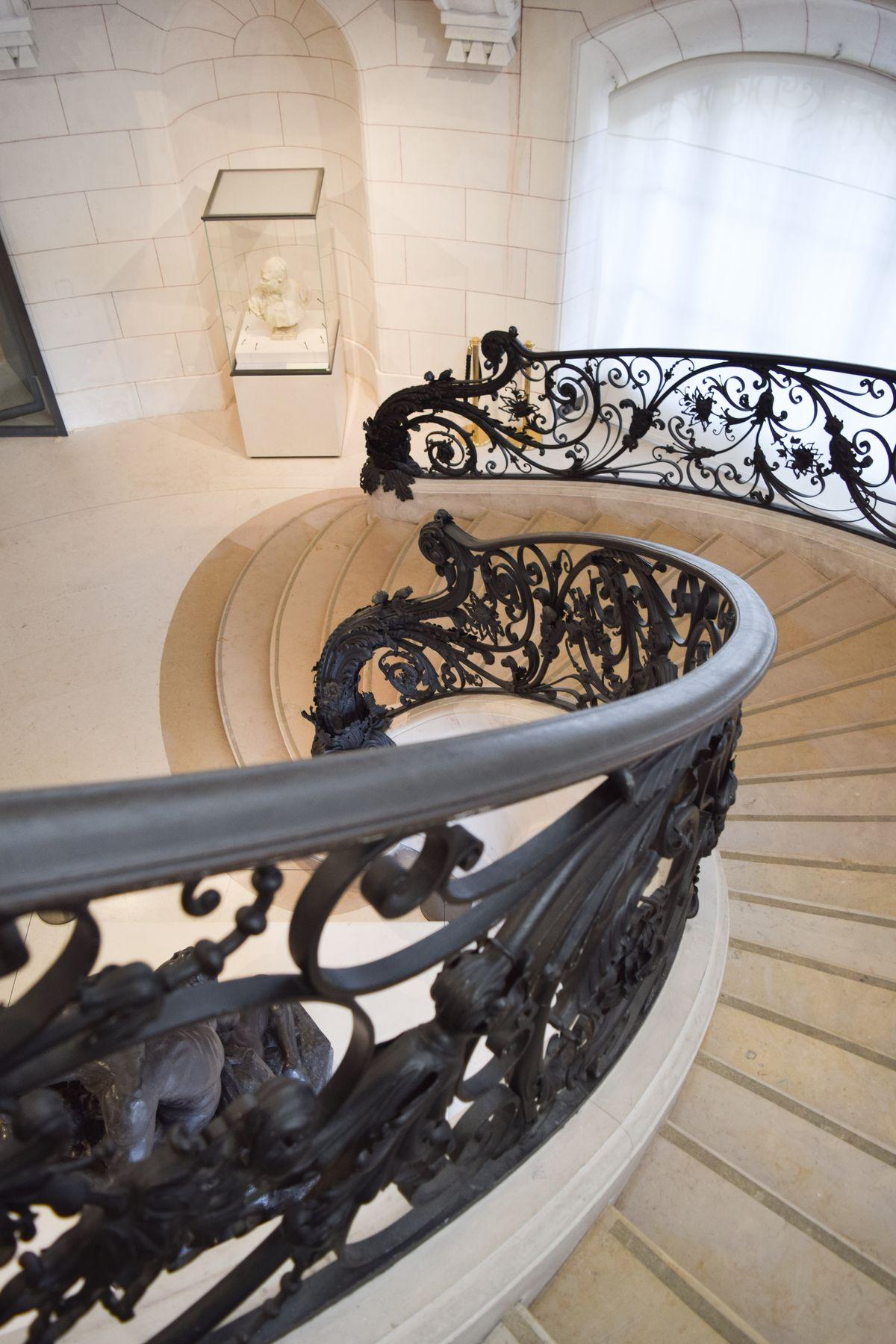Petit Palais Staircase, Paris