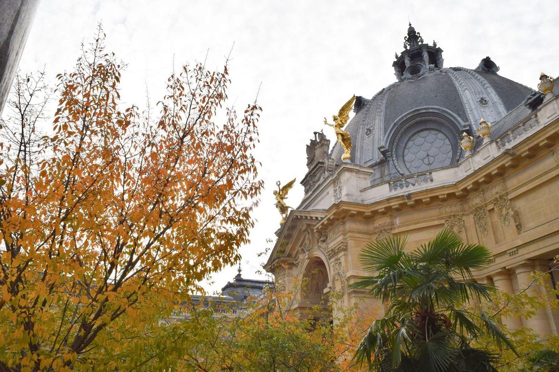 Petit Palais Courtyard, Paris