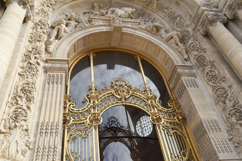 Petit Palais Entrance, Paris