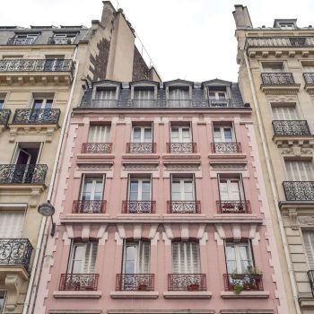 Pink Apartment Building In Paris_5th_20180831_DSC_0246